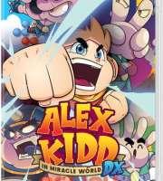 Alex Kidd in Miracle World DX Switch NSP XCI NSZ
