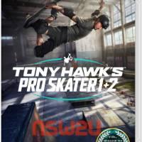 Tony Hawk's Pro Skater 1 + 2 Switch NSP XCI NSZ