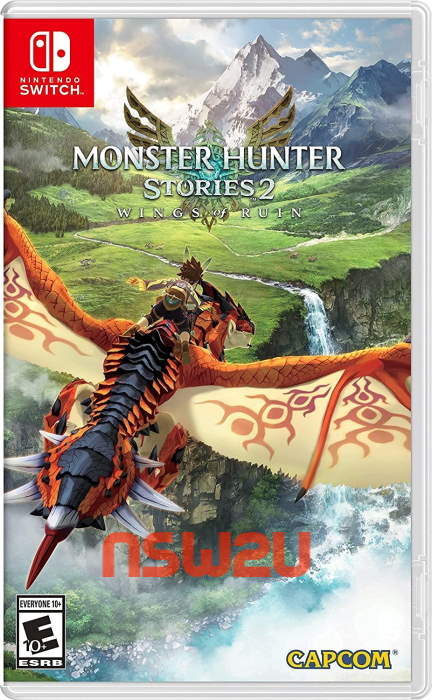 Monster Hunter Stories 2 Wings of Ruin Switch NSP XCI NSZ