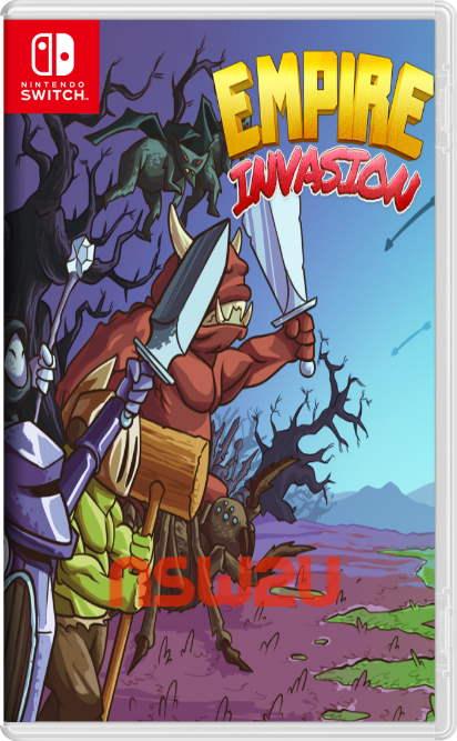 Empire Invasion Switch NSP XCI NSZ