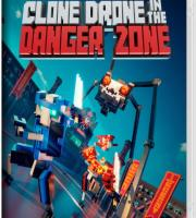 Clone Drone in the Danger Zone Switch NSP XCI NSZ