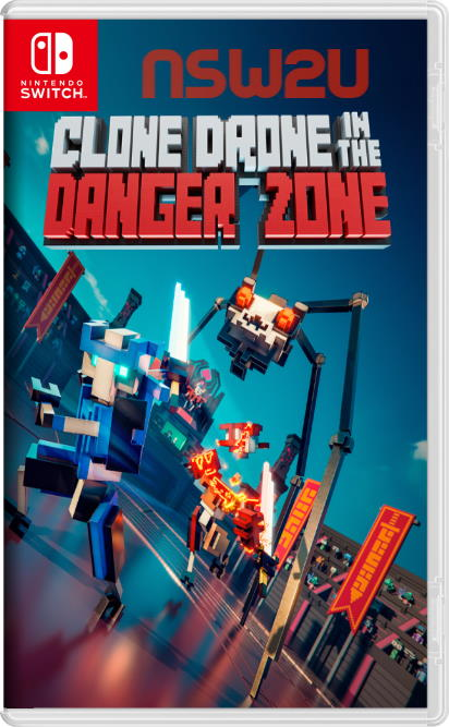 Clone Drone in the Danger Zone Switch NSP XCI NSZ [DEMO]