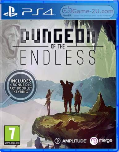 Dungeon of the Endless PS4 PKG