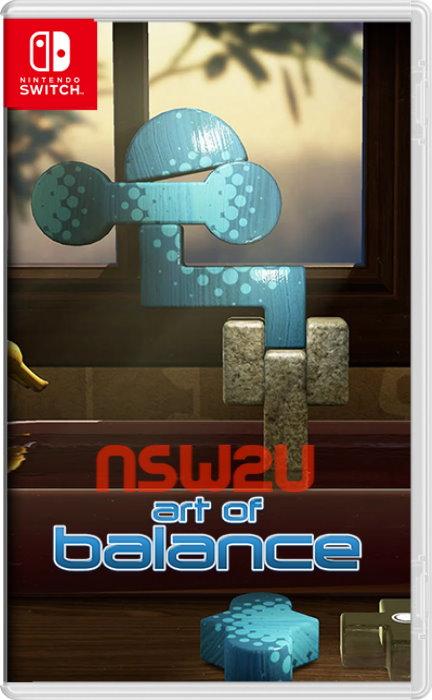 Art of Balance Switch NSP XCI NSZ