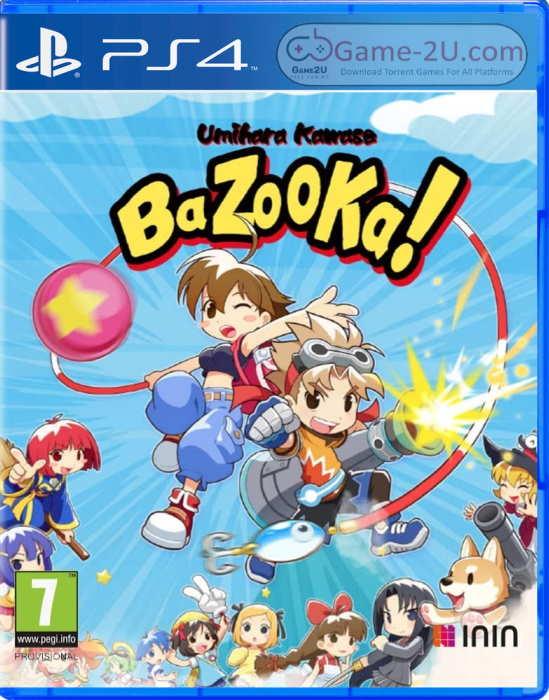 Umihara Kawase BaZooKa PS4 PKG