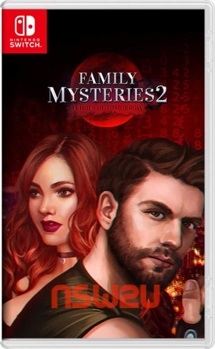 Family Mysteries 2 Echoes of Tomorrow Switch NSP XCI NSZ