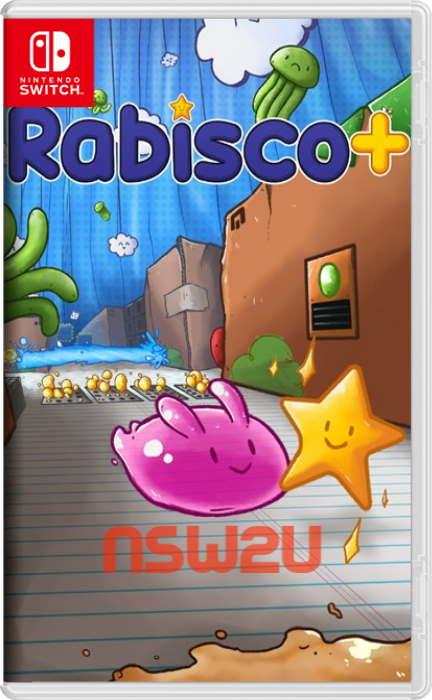 Rabisco+ Switch NSP XCI NSZ