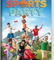 Sports Party Sitch NSP XCI