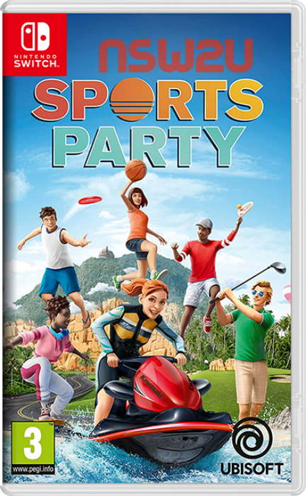 Sports Party Sitch NSP XCI NSZ