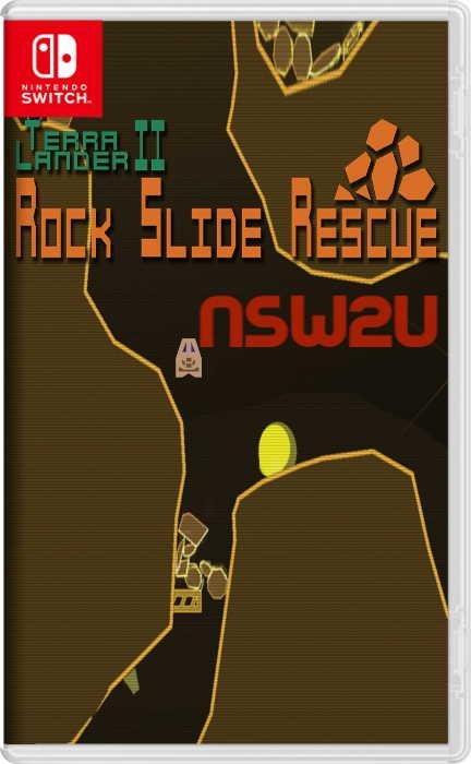 Terra Lander II – Rockslide Rescue Switch NSP XCI NSZ