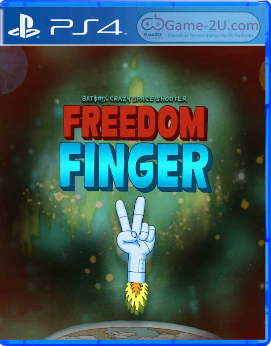 Freedom Finger PS4 PKG