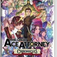 The Great Ace Attorney Chronicles Switch NSP XCI NSZ