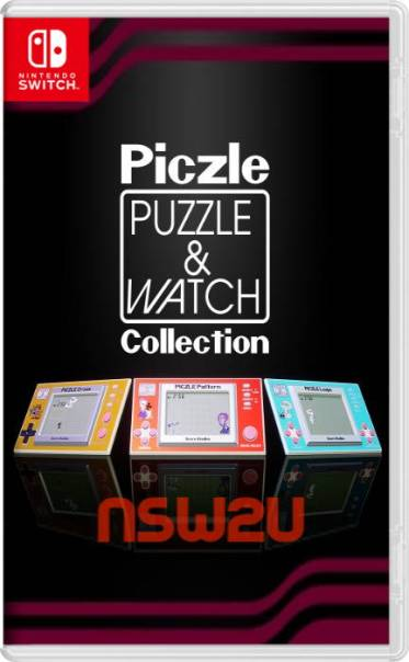 Piczle Puzzle and Watch Collection Switch NSP XCI NSZ