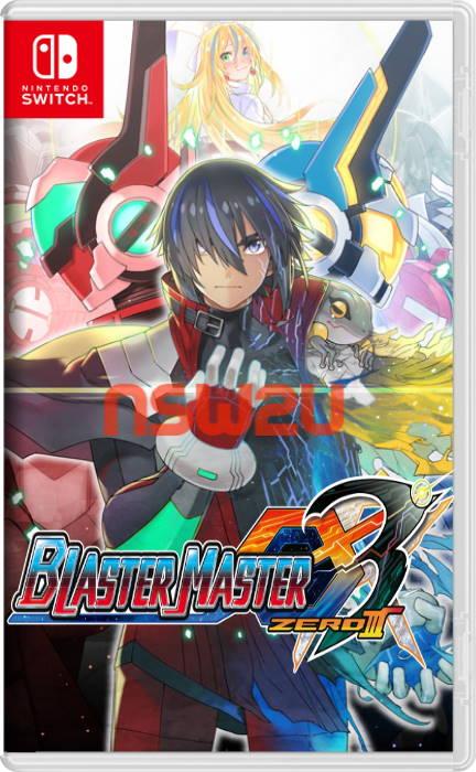 Blaster Master Zero 3 Switch NSP XCI NSZ