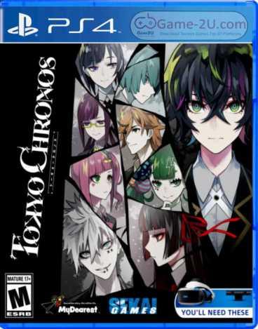 TOKYO CHRONOS PS4 PKG