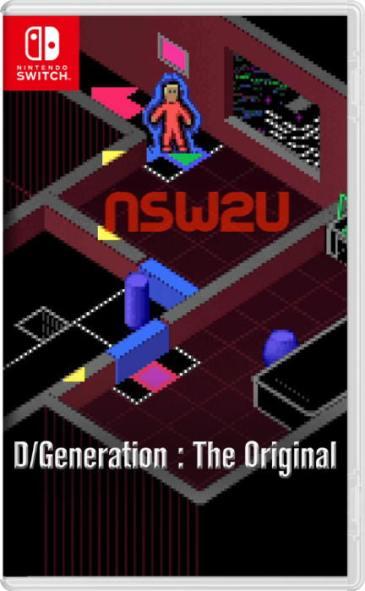 D Generation The Original Switch NSP XCI NSZ
