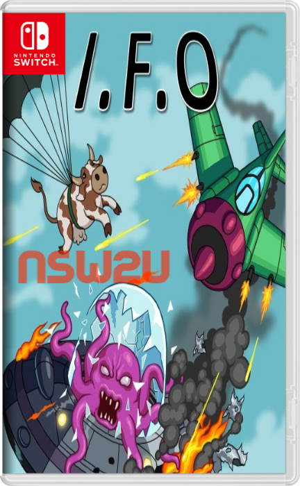I.F.O Switch NSP XCI NSZ