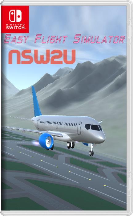 Easy Flight Simulator Switch NSP XCI NSZ