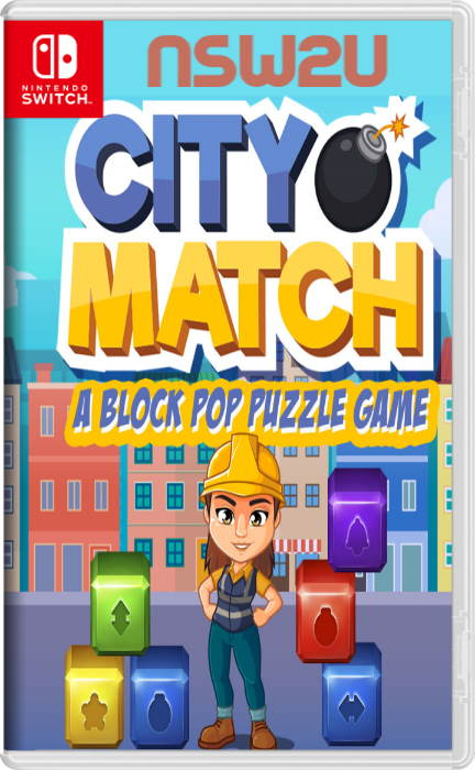 City Match - A Block Pop Puzzle Game Switch NSP XCI NSZ