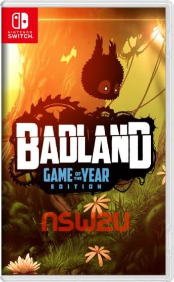 Badland Game of the Year Edition Switch NSP XCI NSZ