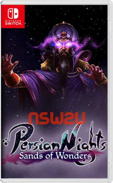 Persian Nights Sands of Wonders Switch NSP XCI NSZ