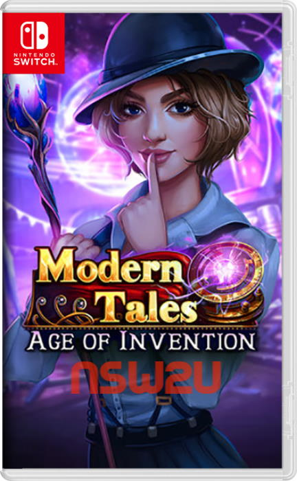 Modern Tales Age of Invention Switch NSP XCI NSZ