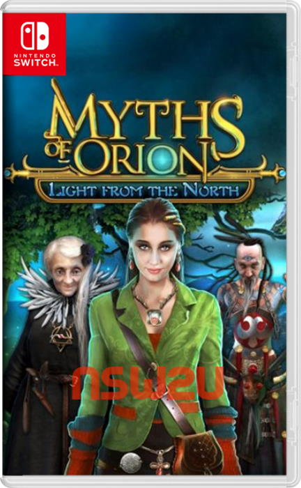 Myths of Orion Light from the North Switch NSP XCI NSZ