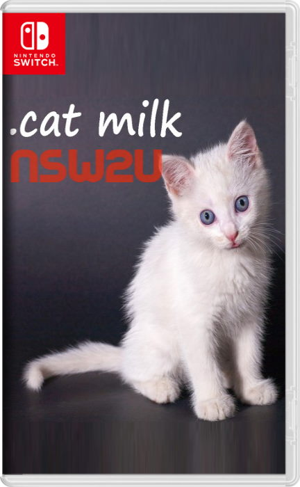 .cat Milk Switch NSP XCI NSZ
