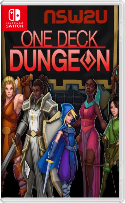 One Deck Dungeon Switch NSP XCI NSZ