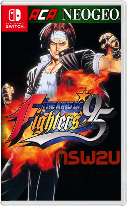 ACA NEOGEO THE KING OF FIGHTERS 95 Switch NSP XCI NSZ