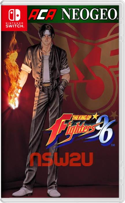 ACA NEOGEO THE KING OF FIGHTERS 96 Switch NSP XCI NSZ