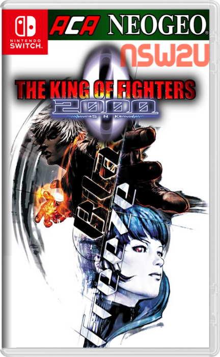 ACA NEOGEO THE KING OF FIGHTERS 2000 Switch NSP XCI NSZ