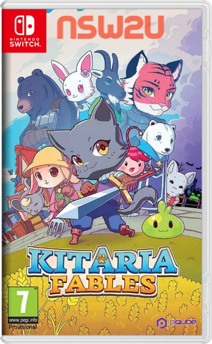 Kitaria Fables Switch NSP XCI NSZ
