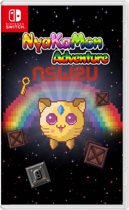 Nyakamon Adventures Switch NSP XCI NSZ