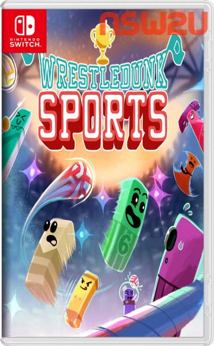 Wrestledunk Sports Switch NSP XCI NSZ