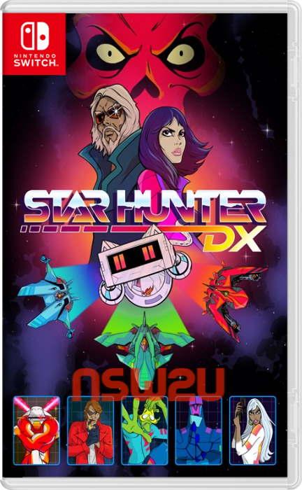 Star Hunter DX Switch NSP XCI NSZ