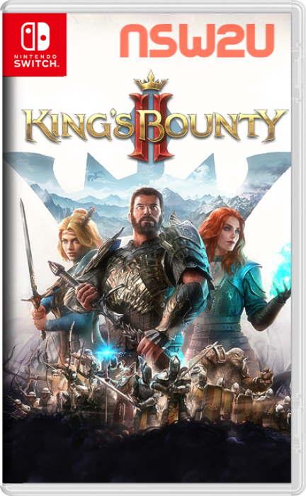 Kings Bounty II Switch NSP XCI NSZ