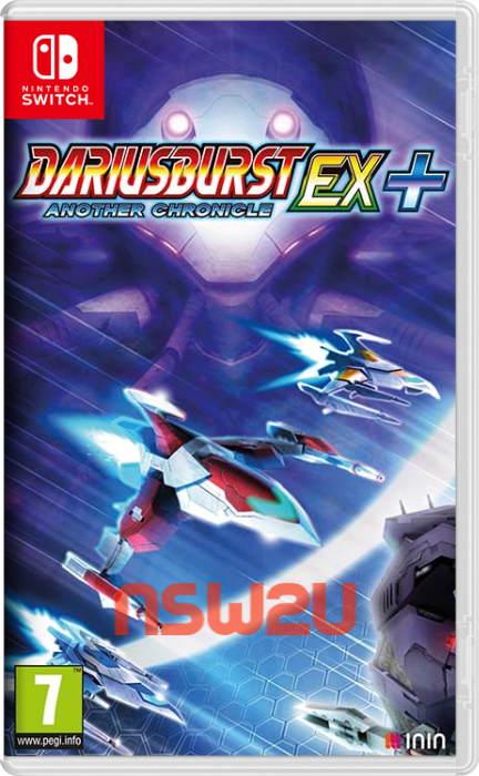 Dariusburst Another Chronicle EX+ Switch NSP XCI NSZ