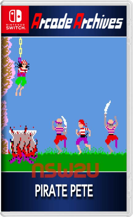 Arcade Archives PIRATE PETE Switch NSP XCI NSZ