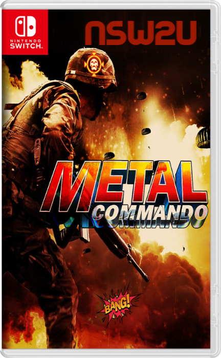 Metal Commando Switch NSP XCI NSZ