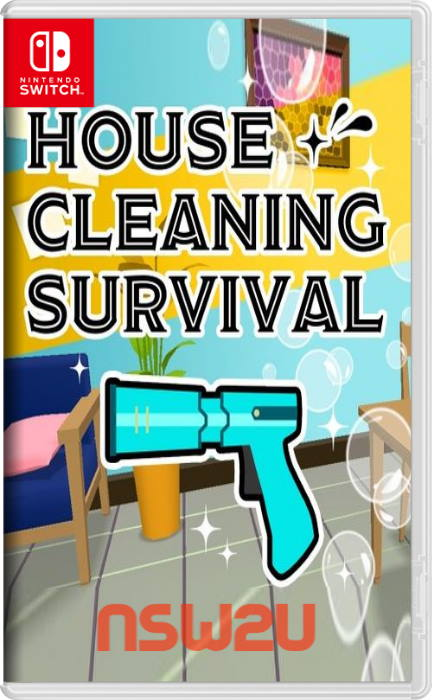 House Cleaning Survival Switch NSP XCI NSZ