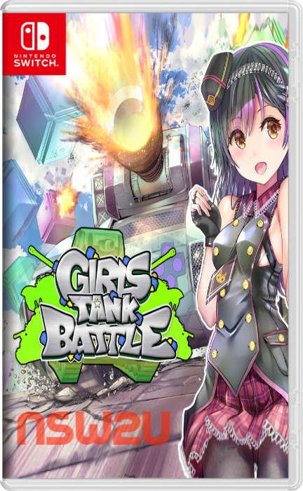 Girls Tank Battle Switch NSP XCI SZ