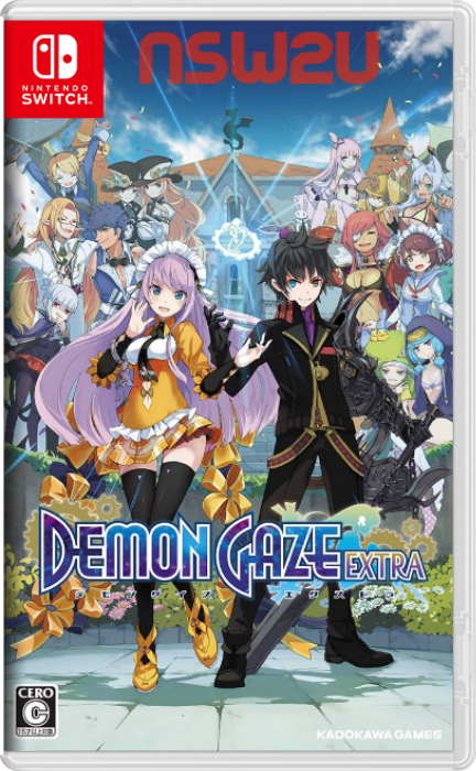 Demon Gaze EXTRA デモンゲイズ エクストラ Switch NSP XCI NSZ