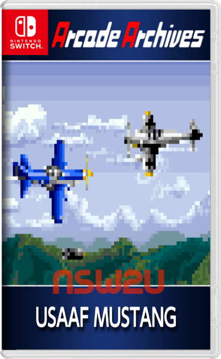Arcade Archives USAAF MUSTANG Switch NSP XCI NSZ