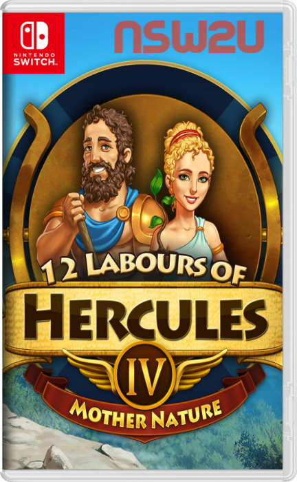 12 Labours of Hercules IV Mother Nature Switch NSP XCI NSZ
