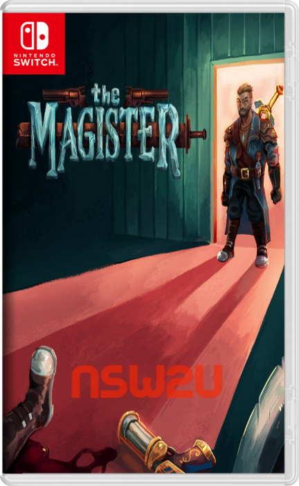 The Magister Switch NSP XCI NSZ