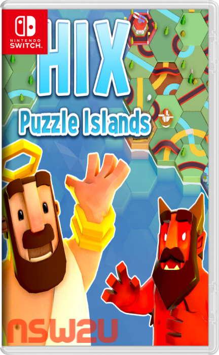 HIX Puzzle Islands Switch NSP XCI NSZ