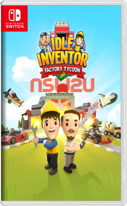 Idle Inventor - Factory Tycoon Switch NSP XCI NSZ
