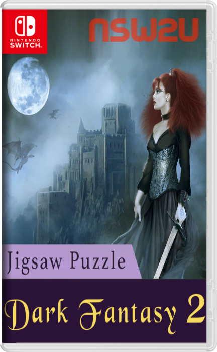 Dark Fantasy Jigsaw Puzzle 2 Switch NSP XCI NSZ