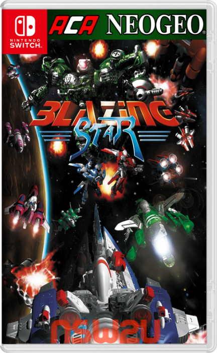 ACA NEOGEO BLAZING STAR Switch NSP XCI NSZ eShop